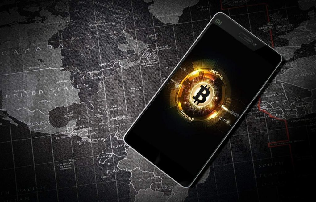 carteira movel bitcoin