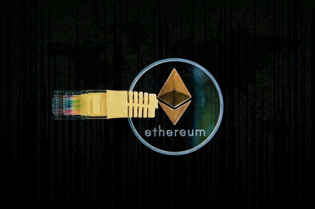 ethereum-blockchain-bitcoin-valor-transferências-stablecoins