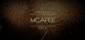 McAfee-Coin freedon coin 2