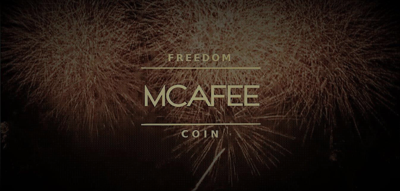 McAfee-Coin freedon coin 2