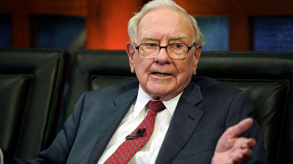 Warren-Buffett piramide