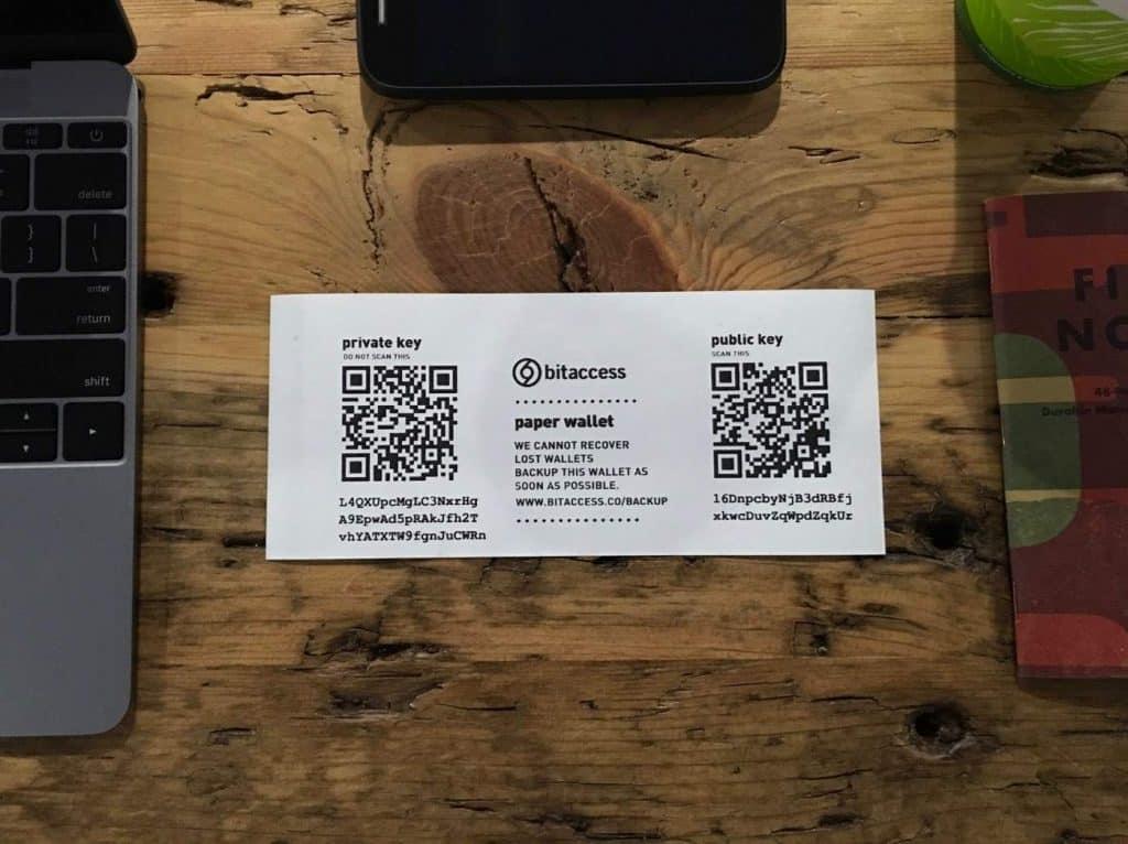 carteira de bitcoin