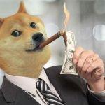 dogecoin bitcoin preço