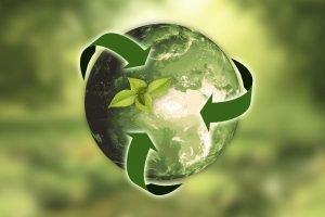ecochain reciclagem criptomoeda blockchain