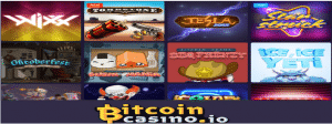 bitcoin casino.io