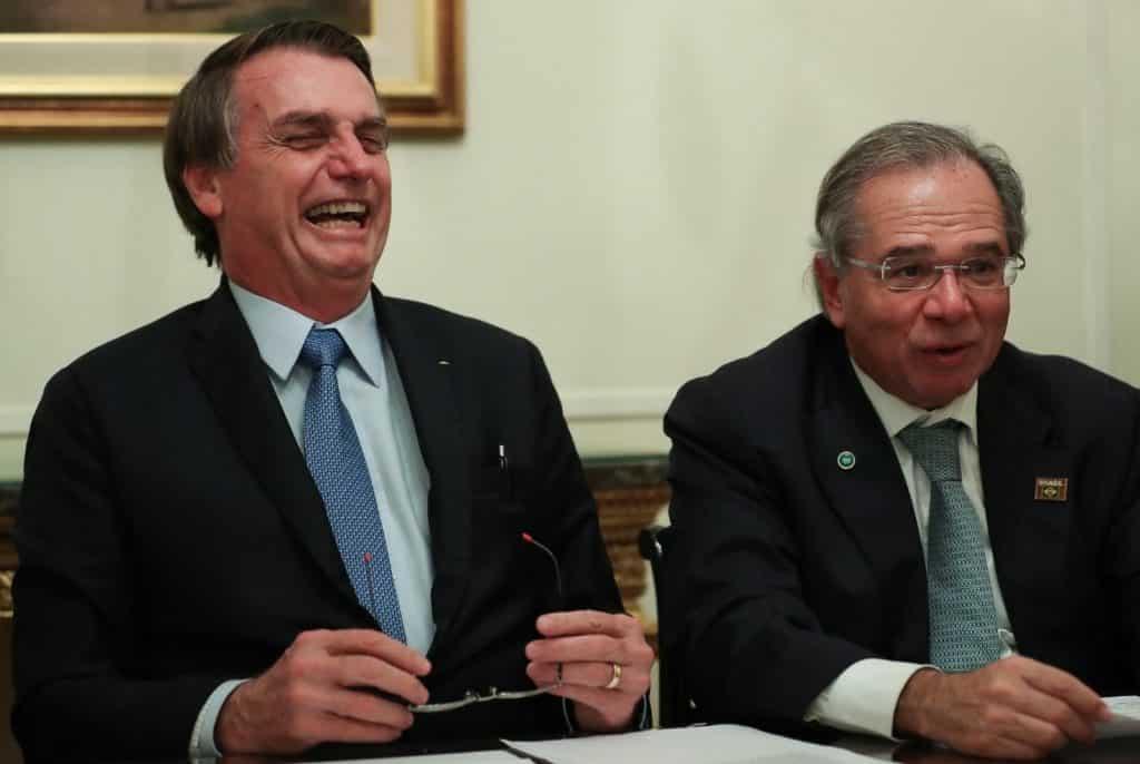 bolsonaro-e-paulo-guedes-reforma-tributária-bitcoin-criptomoedas
