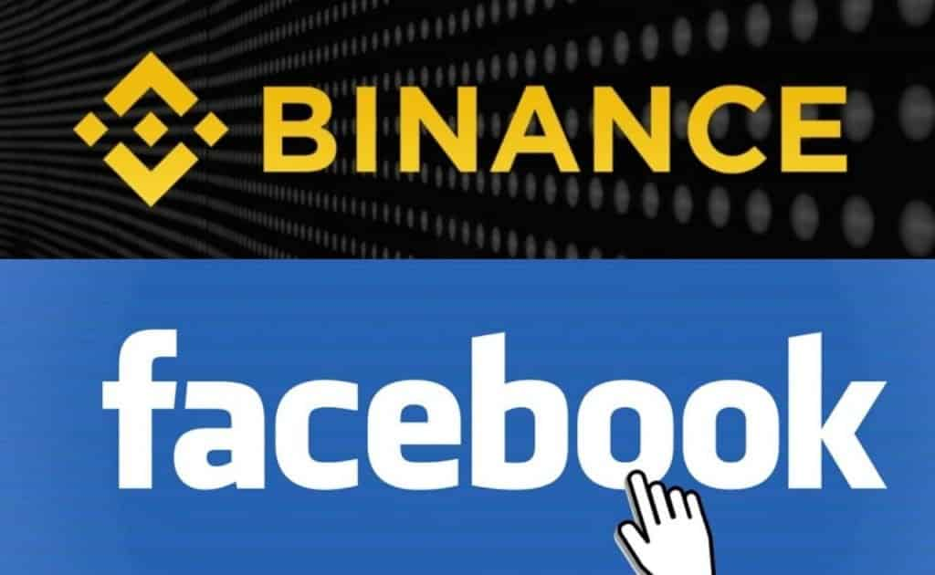 facebook binance libra criptomoedas