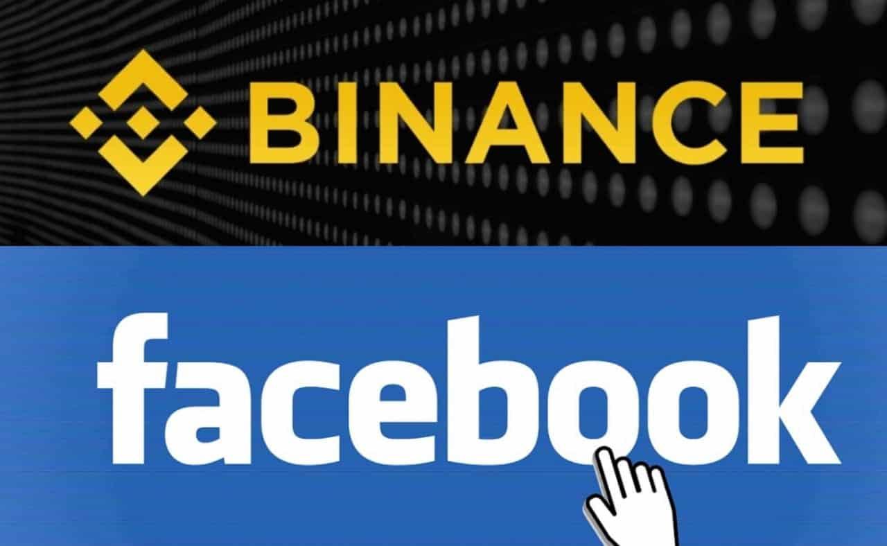 facebook binance libra criptomoedas