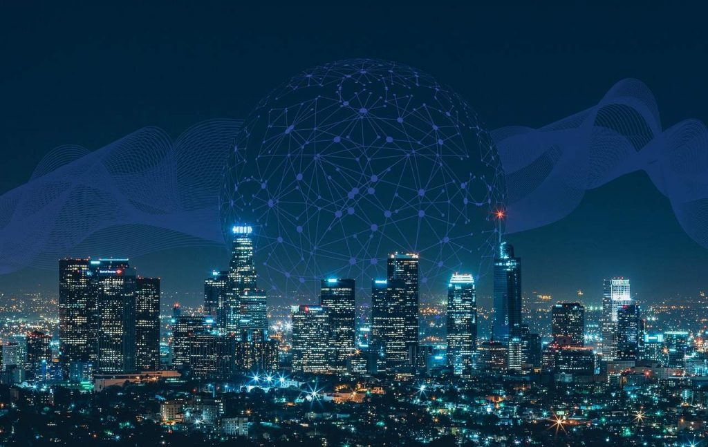smart city ceará polo multimodal waltonchain blockchain