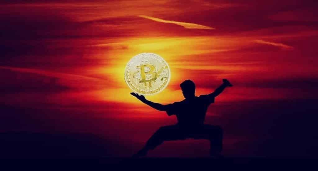 bitcoin guerra nuclear investir preço
