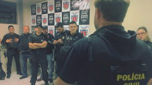 blockchange polícia civil paraná bitcoin criptomoeda pirâmide golpe operação