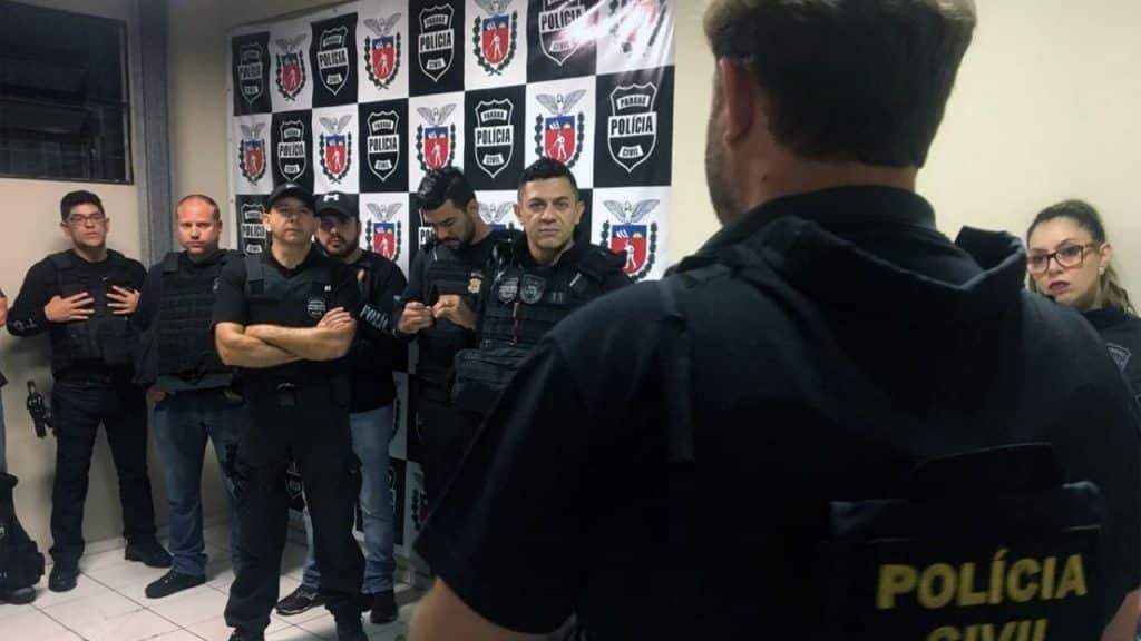 blockchange polícia civil paraná bitcoin criptomoedas pirâmide golpe operação