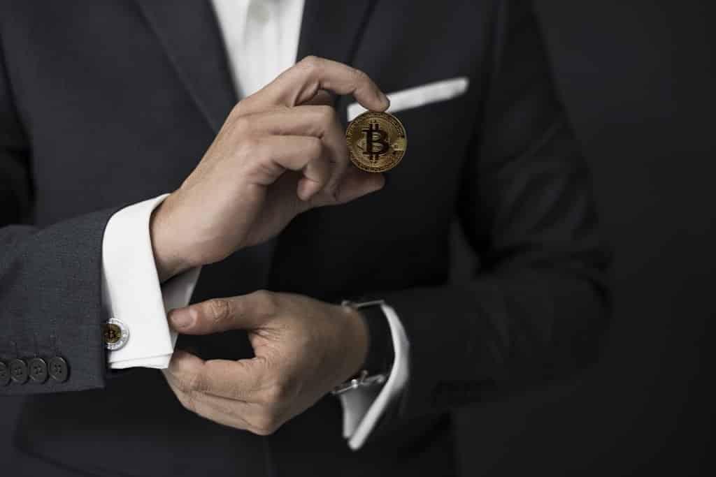 criptomoedas bitcoin moedas fiduciárias fiat dinheiro banco alemão