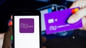 nubank contas dinheiro economia fintech banco digital
