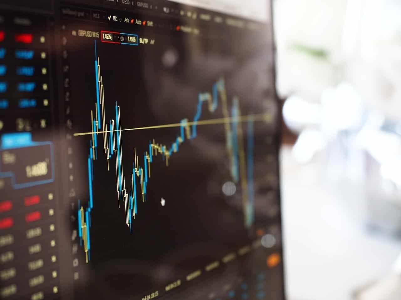 trader finanças