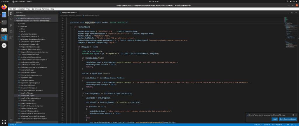 código fonte negociecoins