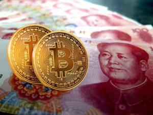 Criptomoedas-bitcoin-btc-China-Moeda digital da China Teste começa em 4 cidades