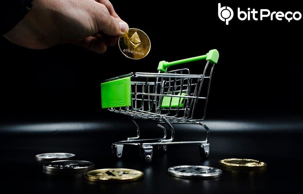 comprar ethereum brasil