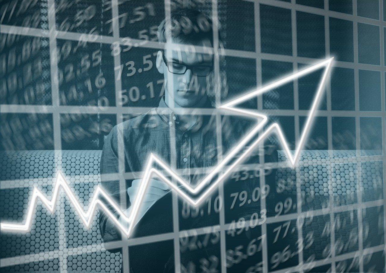Três criptomoedas representam 90% do volume negociado no mercado