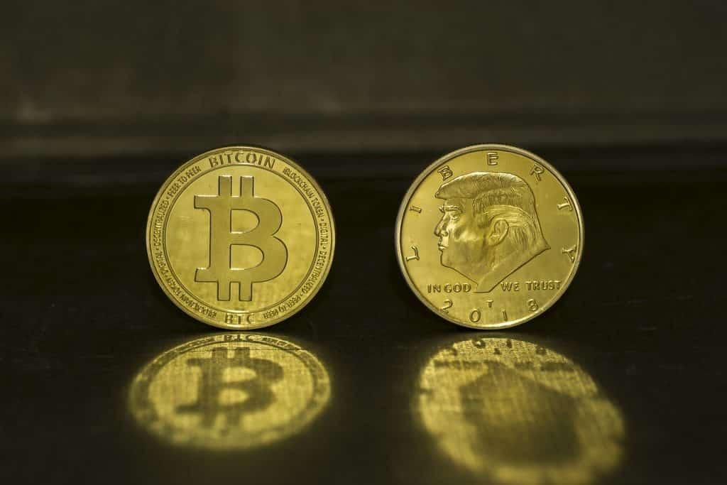 Bitcoin ultrapassa US$10 mil após ameaça de repressão militar de Donald Trump
