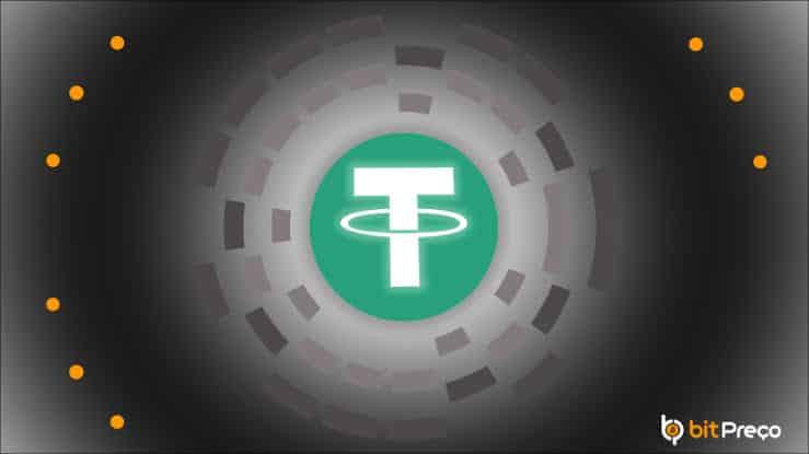 Tether-bitpreço-promoção