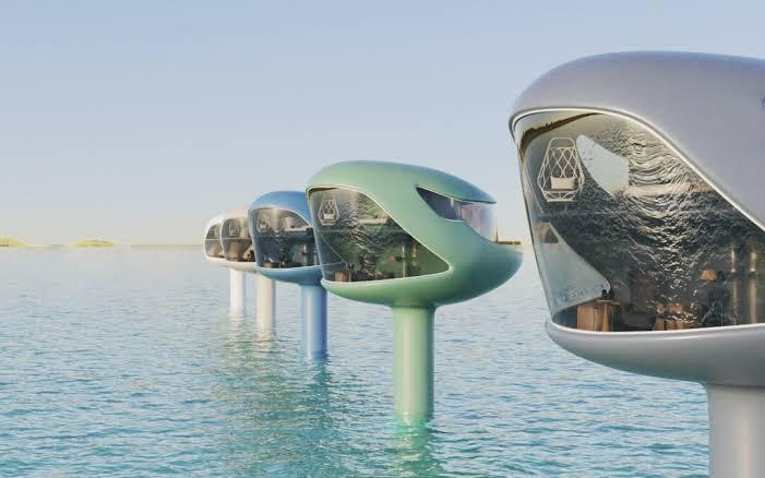 Trader-bitcoin-tecnologia-mar-casas-3d-seapod-ocean-chad-tailandia