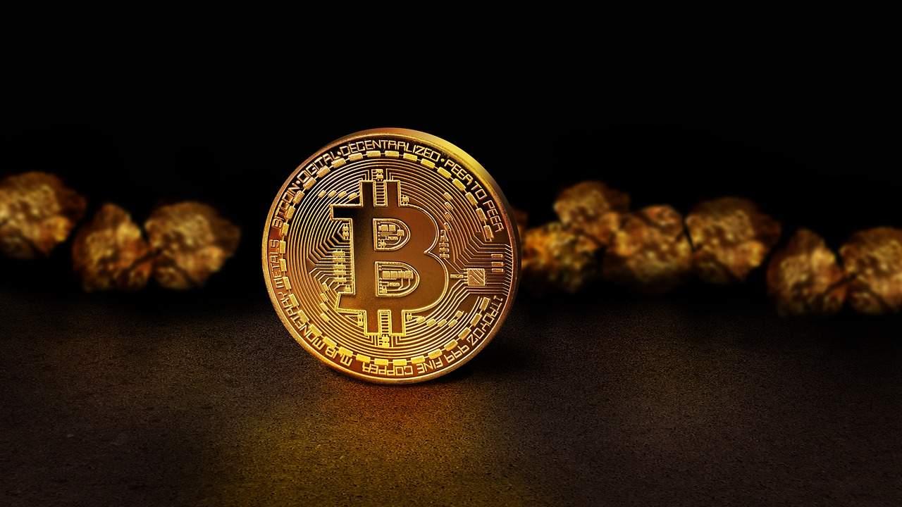 Bitcoin pode ter sinal de alta com crescente demanda por ouro