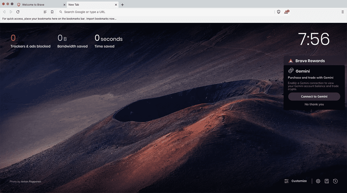 Brave-navegador-criptomoedas-exchange-Gemini-parceria