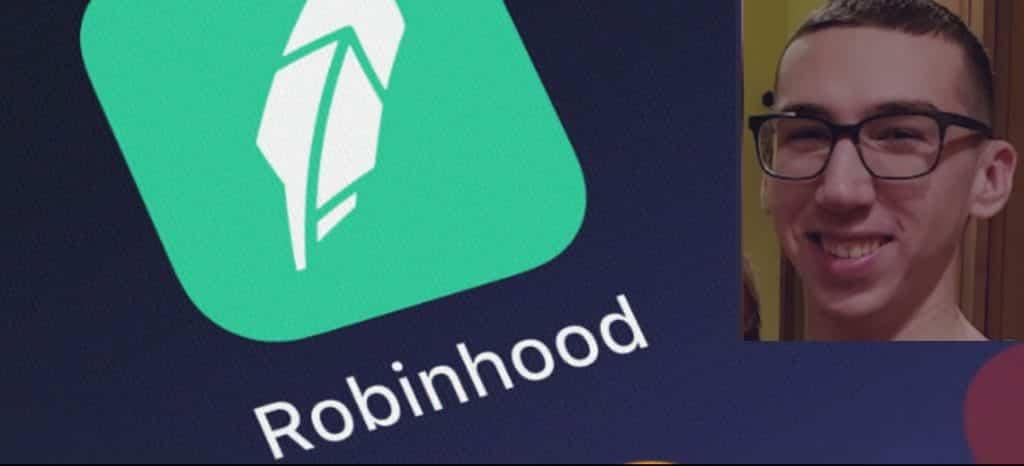 robinhood-day-trader-criptomoedas-bitcoin-suicídio-saldo-negativo-comprar-investir-investimento-plataforma-robin-hood