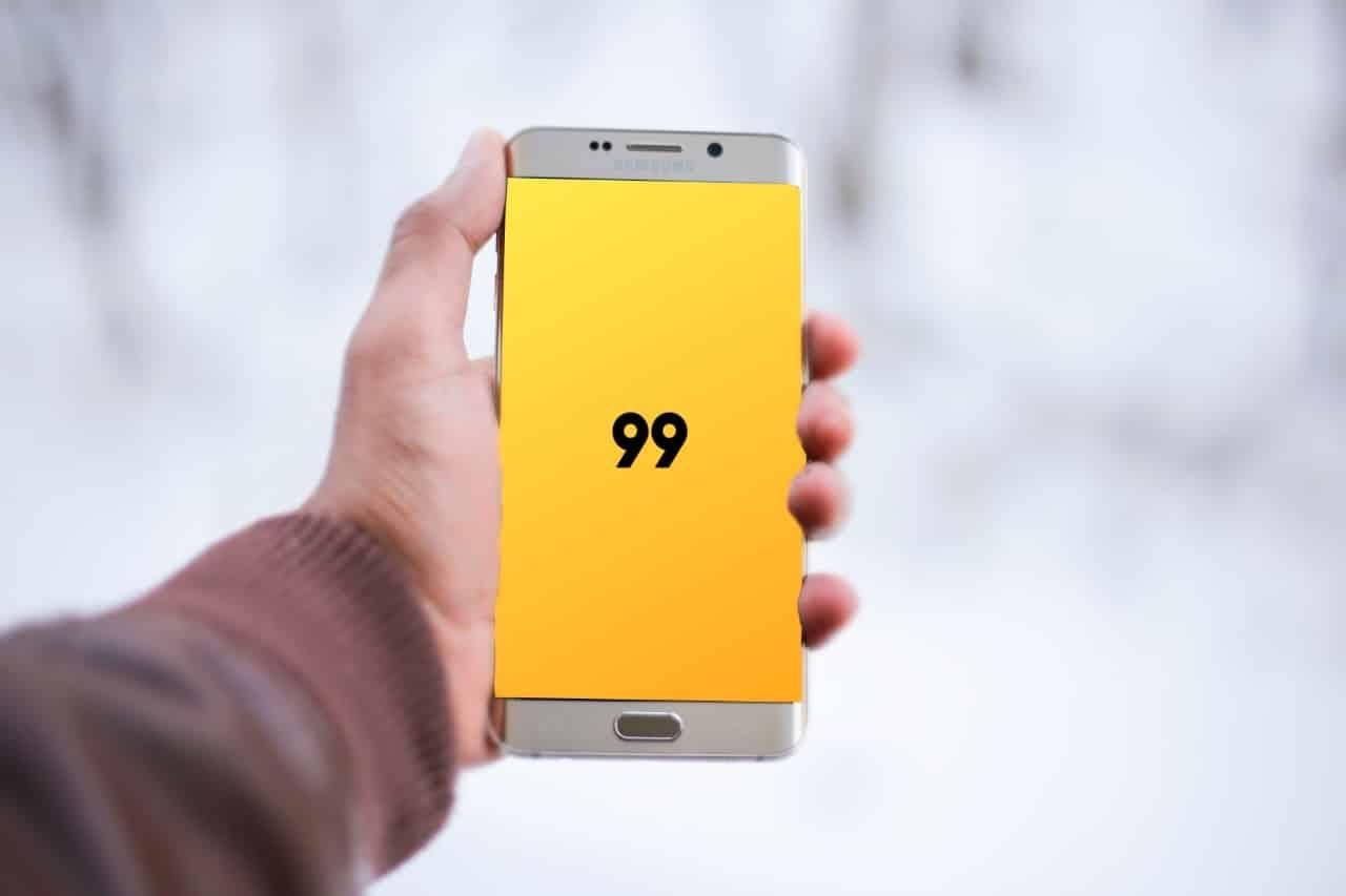 99 lança carteira digital integrada ao PIX com cashback para os usuários