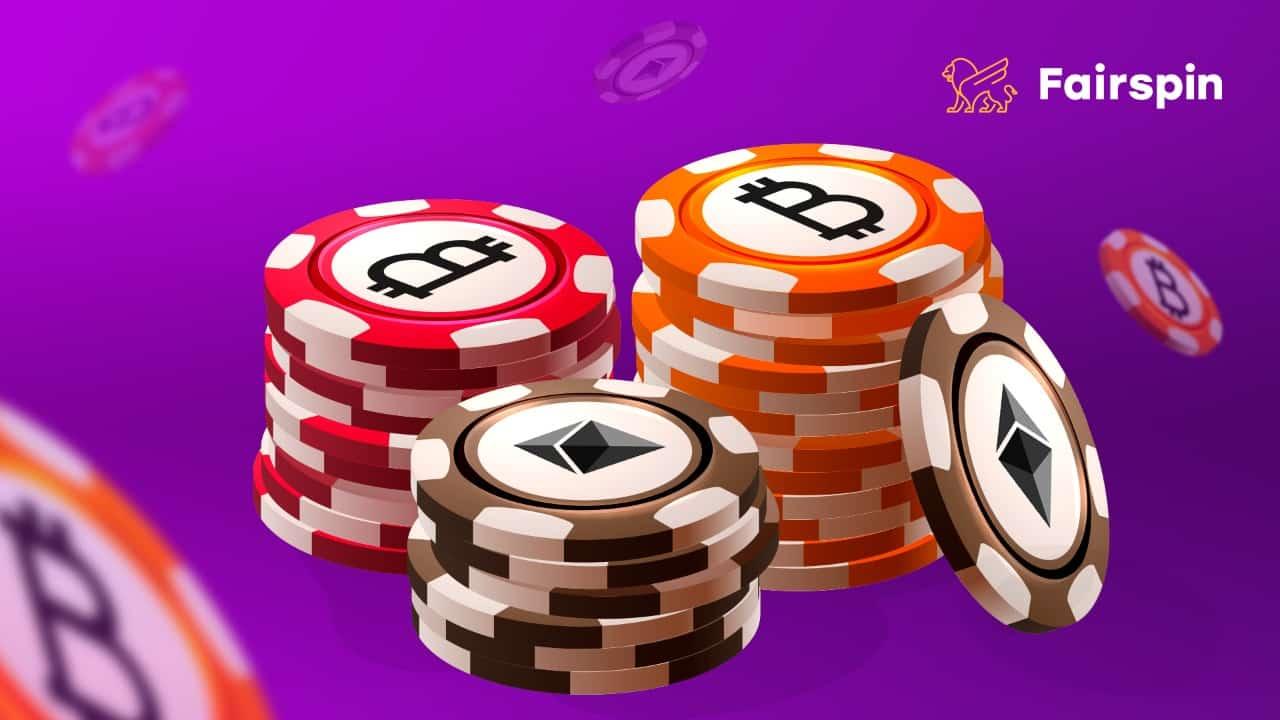 Fairspin Blockchain Casino: uma vitória de mais de US$ 500.000 e uma doação de 10ETH