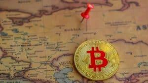 Rússia proíbe depósitos anônimos em carteiras digitais