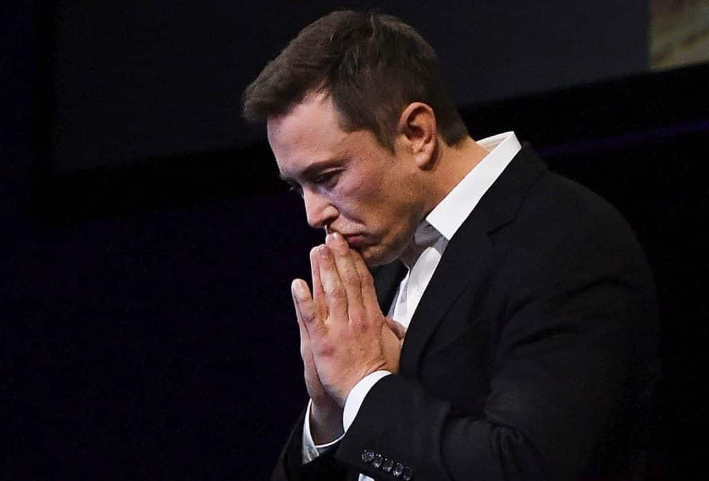Elon Musk perde US$16,3 bilhões em um dia