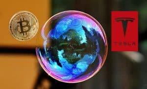 ações-bolha-tesla-tsla-elon-musk-bitcoin-btc-gráfico-desempenho-gráfico-analista