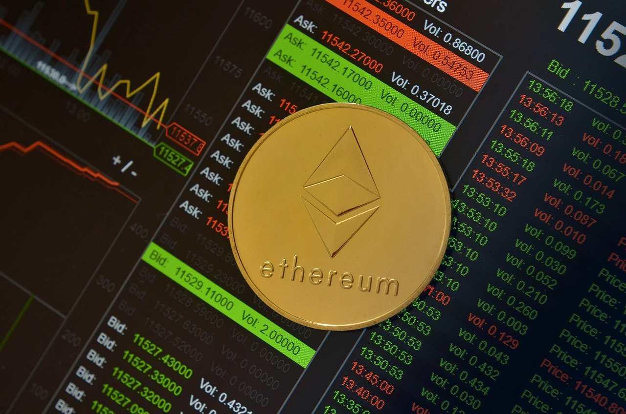 ethereum-eth-taxas-transações-preço-gás-blockchain-rede-alta-defi