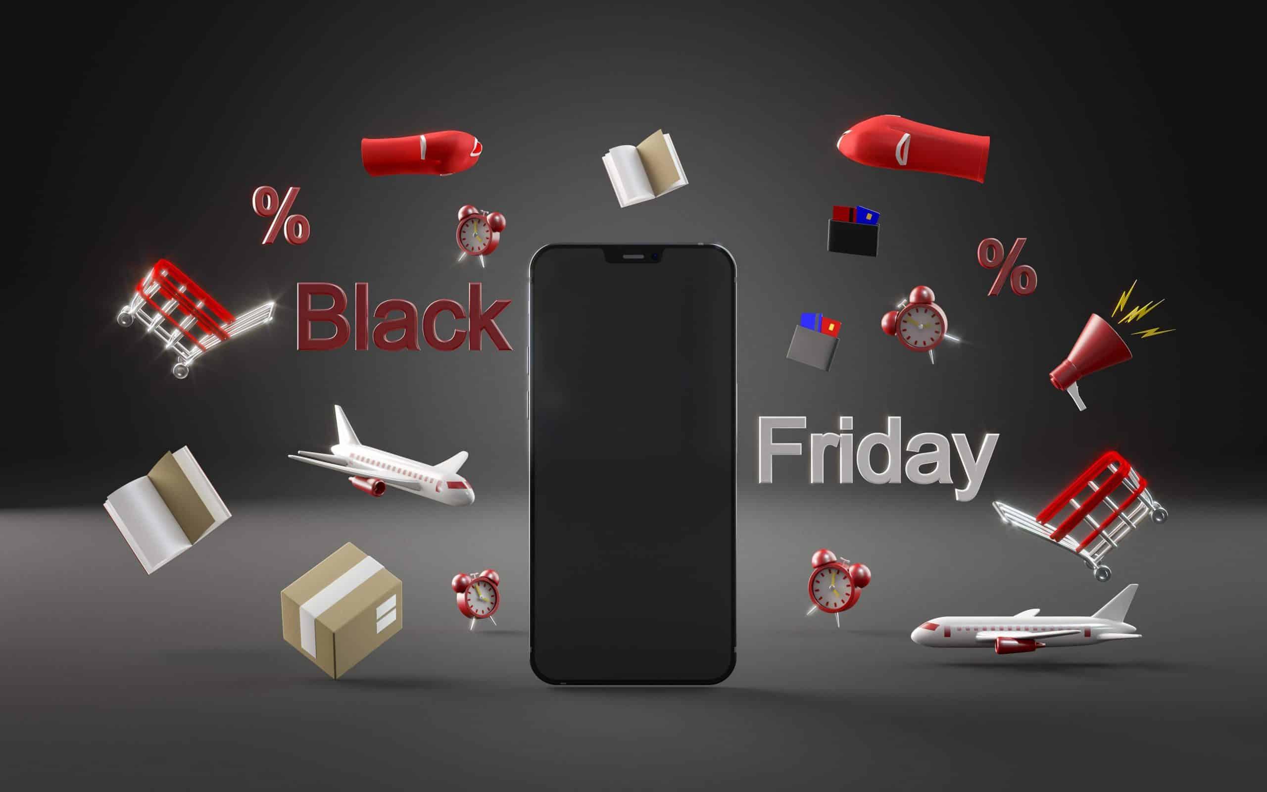 Black Friday: Nubank, Banco Inter e C6 Bank oferecem cashback e descontos de até 80%