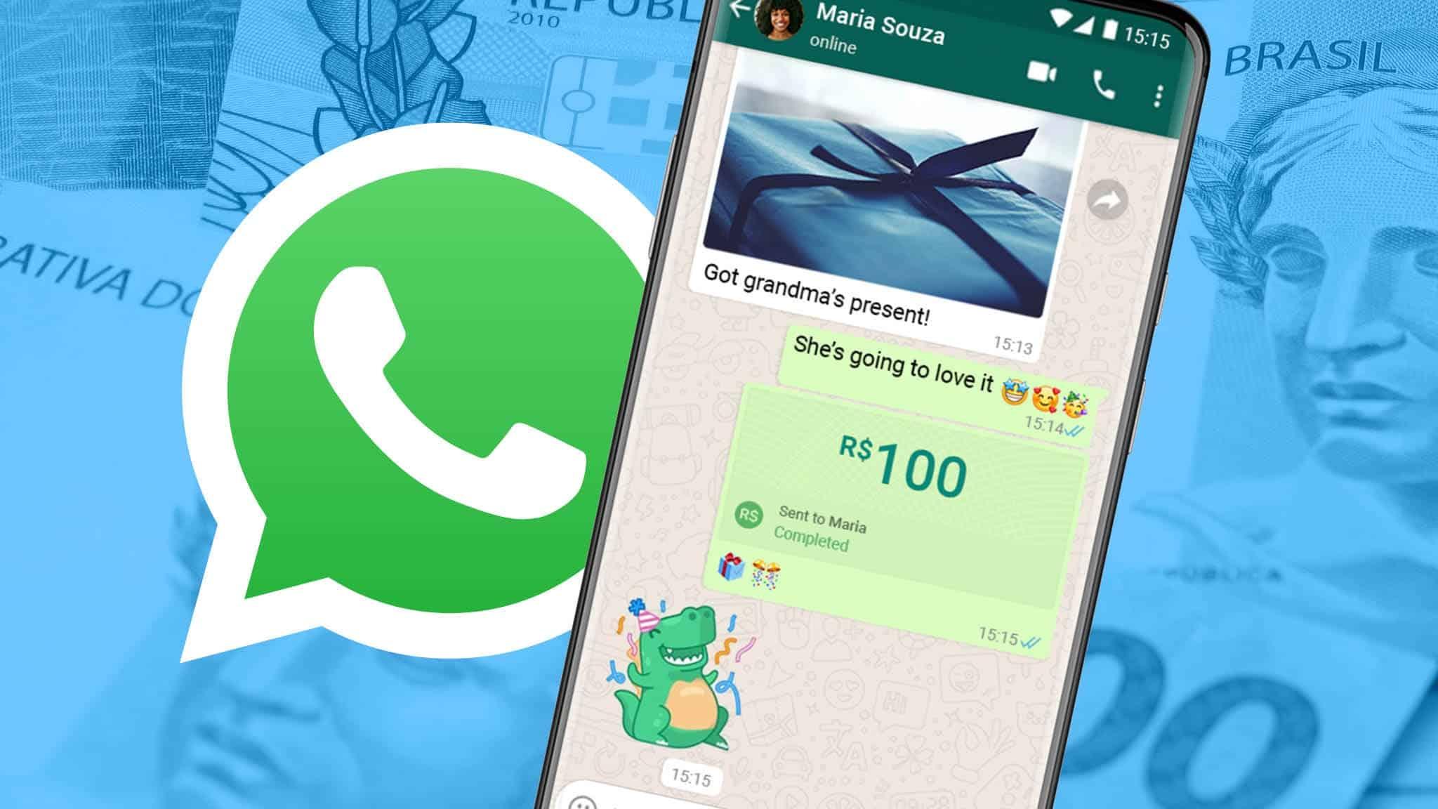 WhatsApp tem pagamentos liberados e BC conversa pagamentos com o Google 