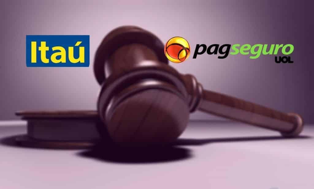itau-pagseguro-banco-conta-golpe-cartão-troca-cliente-indenização-justiça-processo