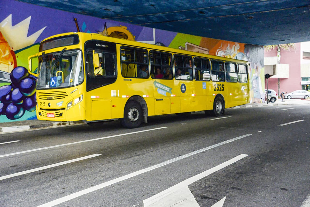 Brasil tem a 1° cidade da América Latina a aceitar pagamentos digitais em todos os ônibus 