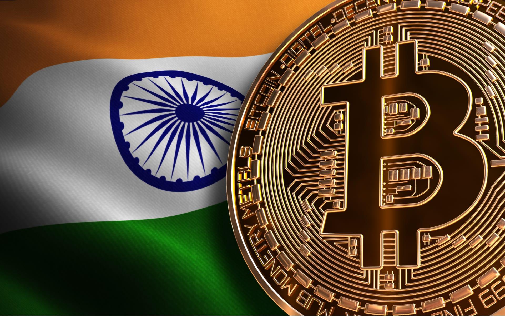 Índia quer taxar todas as transações de Bitcoin e criptomoedas em 18%