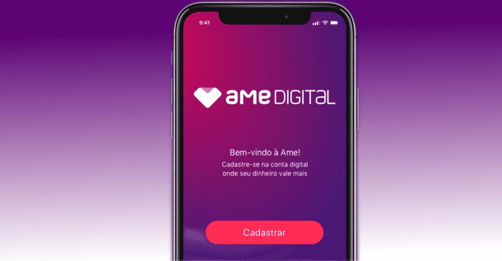 ame-digital-cashback-blockchain-fintech-lojas-americanas-brasil-bit-capital