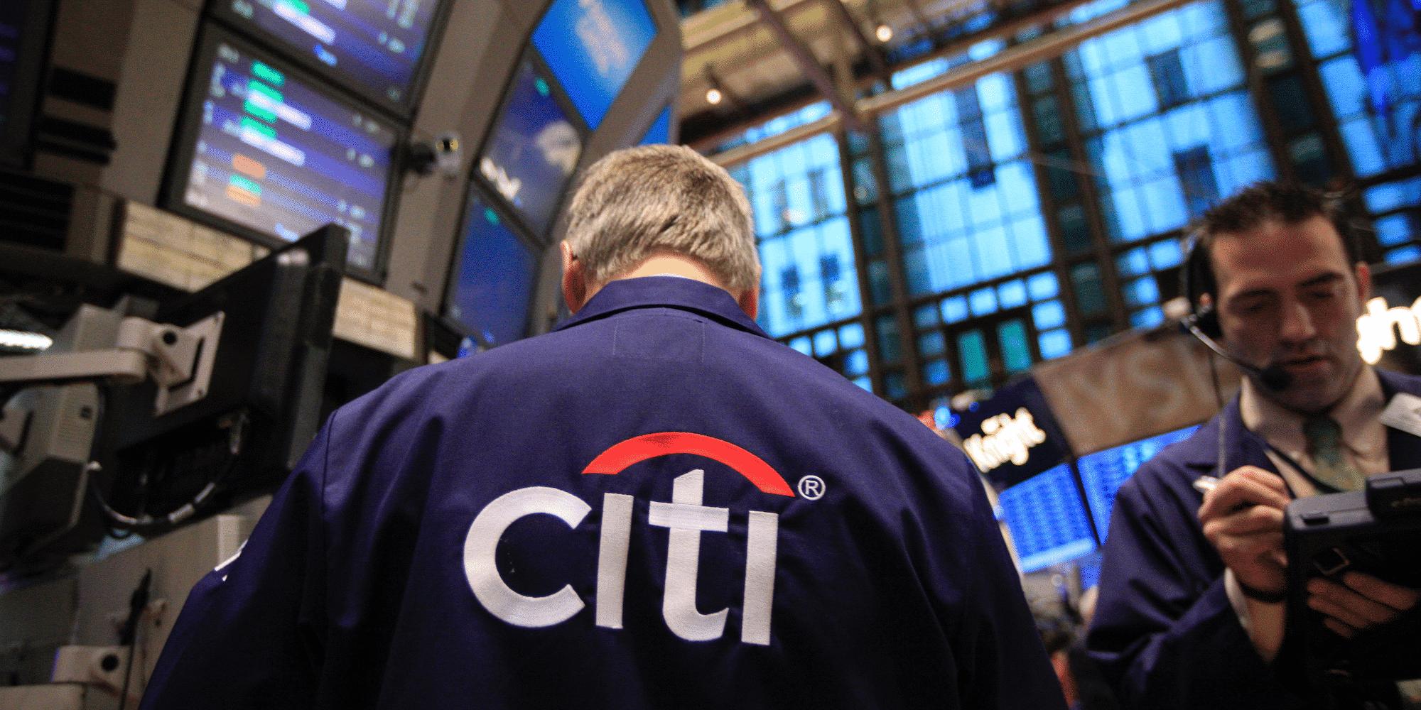 citi-citigroup-microstrategy-bitcoin-btc-ações-economia-negócios-finanças-criptomoedas-comprar-investir
