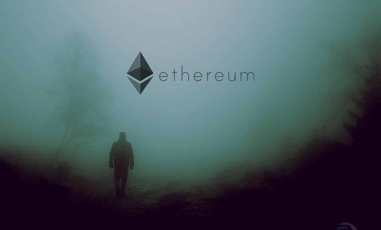 ethereum-eth-2.0-criptomoedas-blockchain-bloco-primeiro-mensagem-escrita-mr-f-