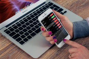 Negociando Forex com iPhone