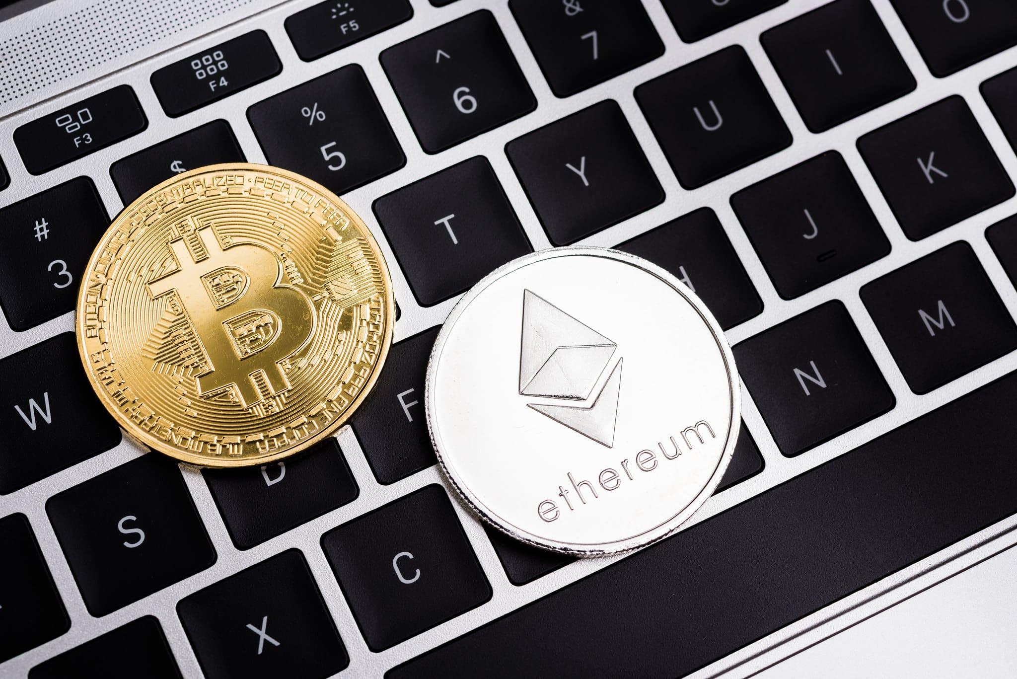 Bitcoin e Ethereum atingem recordes históricos