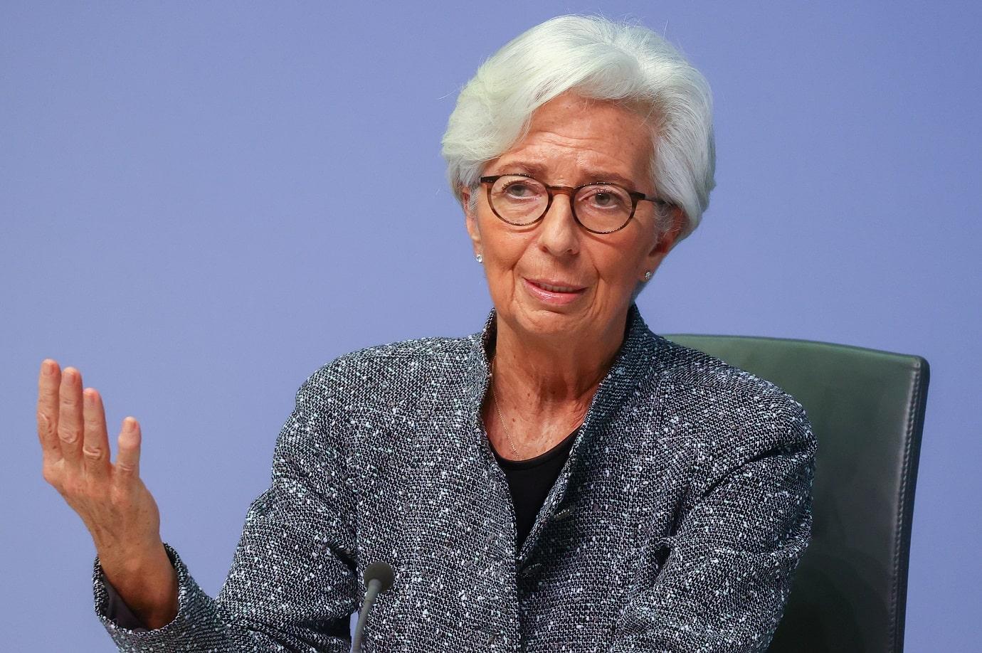 Reprodução Exame / Christine Lagarde