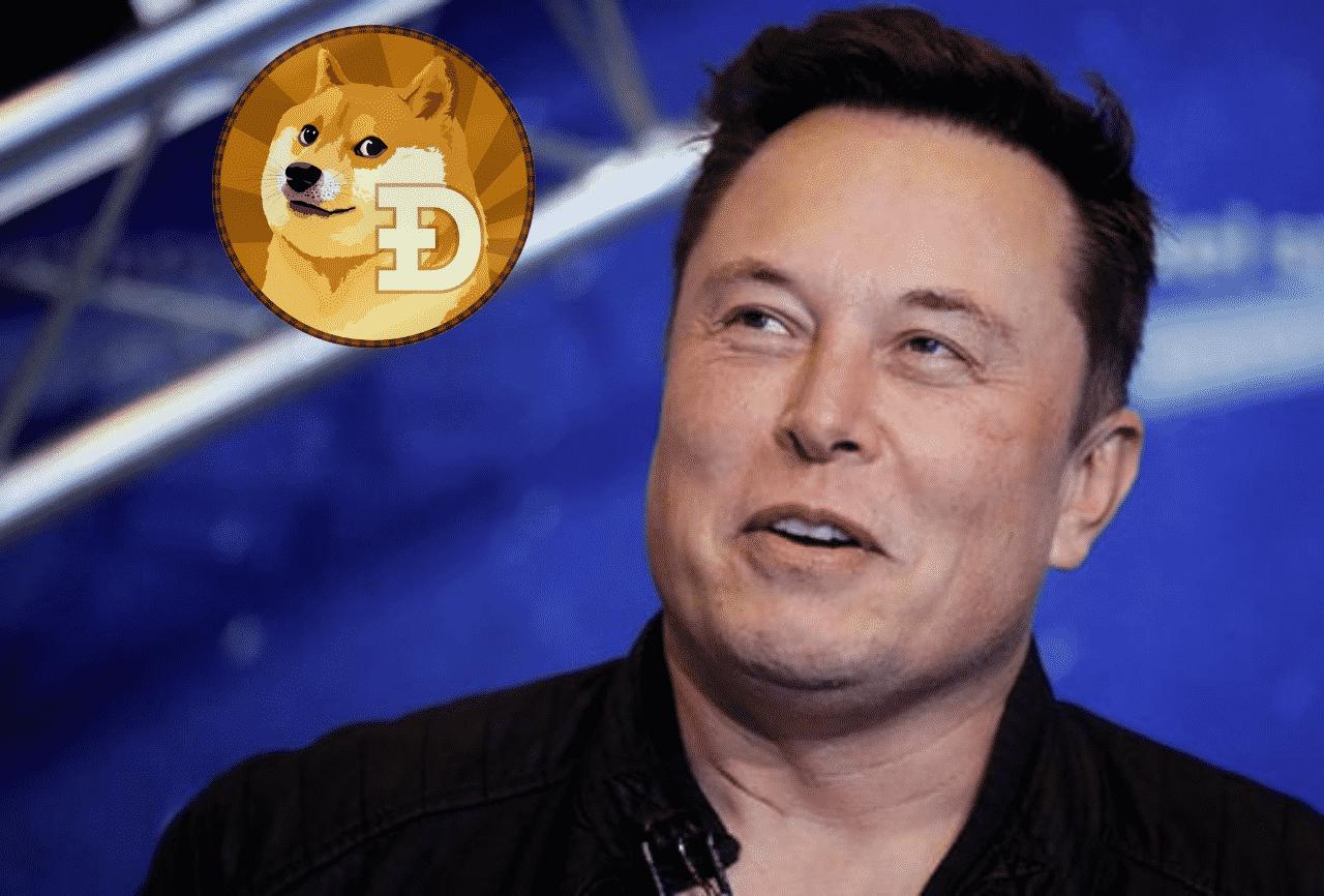 Dogecoin volta a subir após comentários de Elon Musk