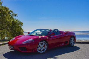 Ferrari 360 foi vendida na Itália por bitcoin