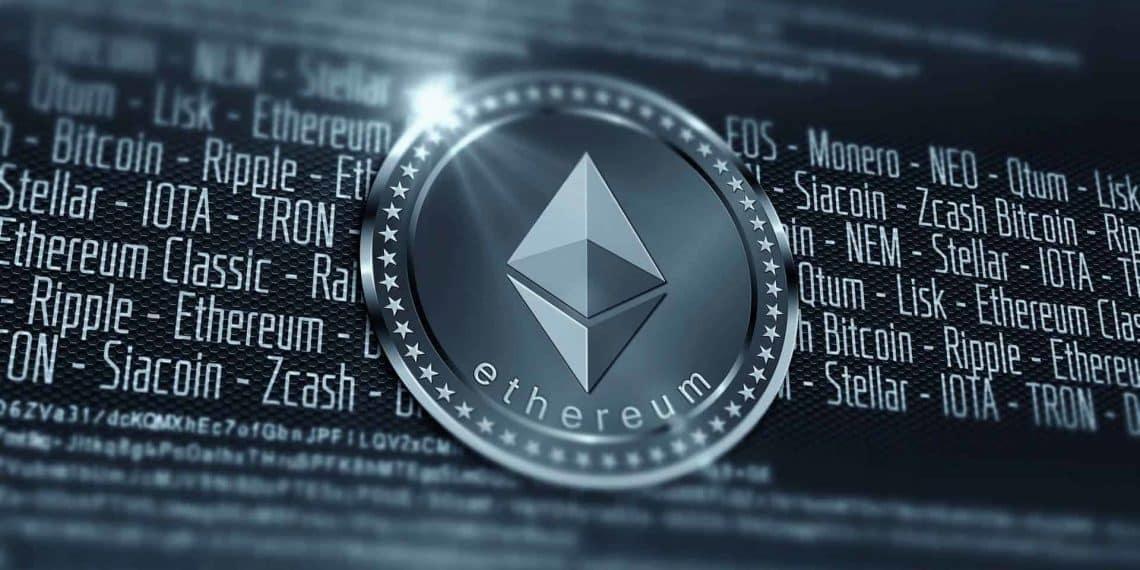 Ethereum criptomoeda