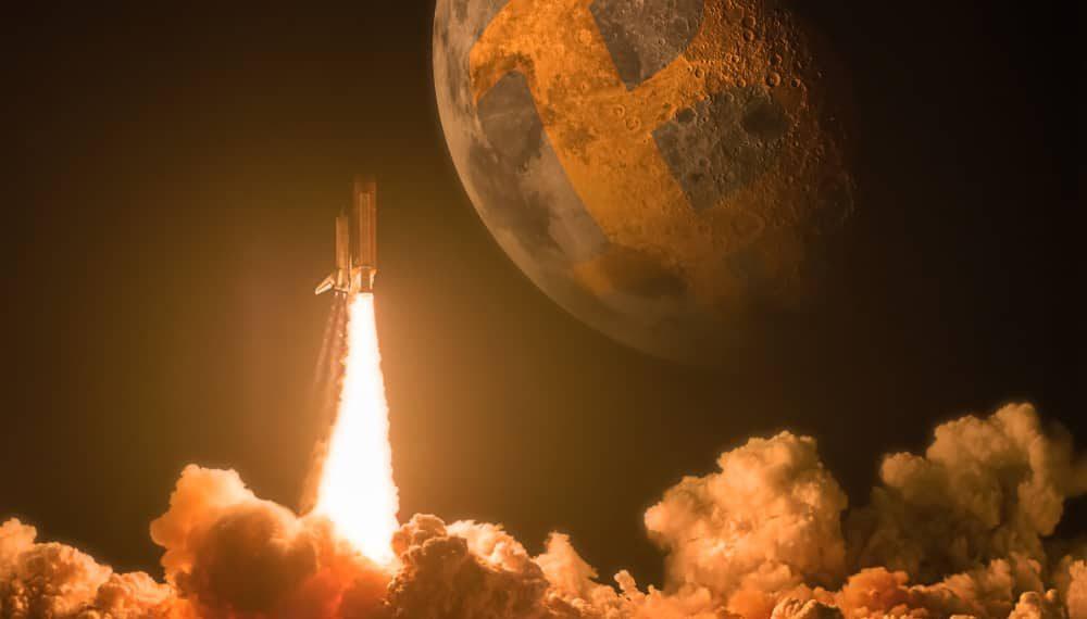 Bitcoin apresenta sinal de alta que não via desde 2017 - Vamos para a lua?